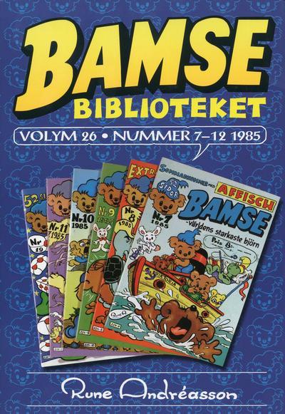 Cover for Bamsebiblioteket (Egmont, 2000 series) #26