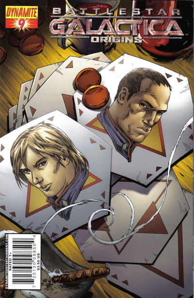 Cover for Battlestar Galactica: Origins (Dynamite Entertainment, 2007 series) #9 [Photo Cover]