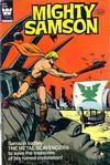 Cover for Mighty Samson (Western, 1964 series) #32 [White Whitman Logo Variant]