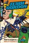 Cover Thumbnail for Flash Gordon (1978 series) #36 [White Logo Variant]