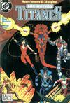 Cover for Nuevos Titanes (Zinco, 1989 series) #1
