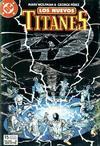 Cover for Nuevos Titanes (Zinco, 1989 series) #2