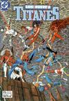 Cover for Nuevos Titanes (Zinco, 1989 series) #3
