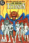 Cover for Nuevos Titanes (Zinco, 1989 series) #4