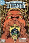Cover for Nuevos Titanes (Zinco, 1989 series) #5