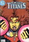 Cover for Nuevos Titanes (Zinco, 1989 series) #7