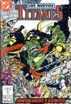 Cover for Nuevos Titanes (Zinco, 1989 series) #8