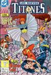 Cover for Nuevos Titanes (Zinco, 1989 series) #9
