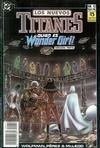 Cover for Nuevos Titanes (Zinco, 1989 series) #12