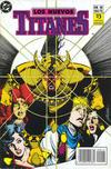 Cover for Nuevos Titanes (Zinco, 1989 series) #16