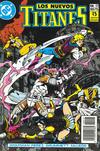 Cover for Nuevos Titanes (Zinco, 1989 series) #17