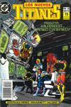 Cover for Nuevos Titanes (Zinco, 1989 series) #18