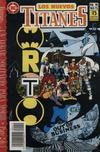 Cover for Nuevos Titanes (Zinco, 1989 series) #19