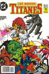 Cover for Nuevos Titanes (Zinco, 1989 series) #22