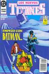 Cover for Nuevos Titanes (Zinco, 1989 series) #23