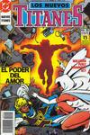 Cover for Nuevos Titanes (Zinco, 1989 series) #25