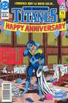 Cover for Nuevos Titanes (Zinco, 1989 series) #28