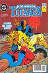 Cover for Nuevos Titanes (Zinco, 1989 series) #29