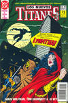 Cover for Nuevos Titanes (Zinco, 1989 series) #31