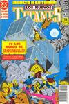 Cover for Nuevos Titanes (Zinco, 1989 series) #32