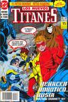 Cover for Nuevos Titanes (Zinco, 1989 series) #33