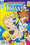 Cover for Nuevos Titanes (Zinco, 1989 series) #34