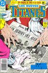 Cover for Nuevos Titanes (Zinco, 1989 series) #35