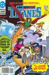 Cover for Nuevos Titanes (Zinco, 1989 series) #36