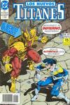 Cover for Nuevos Titanes (Zinco, 1989 series) #37