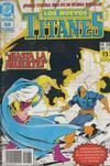 Cover for Nuevos Titanes (Zinco, 1989 series) #38