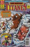 Cover for Nuevos Titanes (Zinco, 1989 series) #39