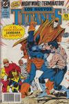 Cover for Nuevos Titanes (Zinco, 1989 series) #40