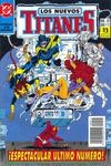Cover for Nuevos Titanes (Zinco, 1989 series) #41