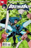 Cover for Batman: The Brave and the Bold (DC, 2009 series) #2