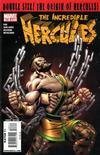 Cover for Incredible Hercules (Marvel, 2008 series) #126