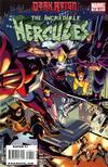 Cover for Incredible Hercules (Marvel, 2008 series) #128