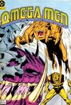 Cover for Omega Men (Zinco, 1984 series) #9