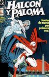 Cover for Halcón y Paloma (Zinco, 1989 series) #2