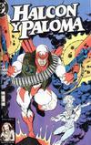 Cover for Halcón y Paloma (Zinco, 1989 series) #4