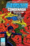 Cover for Patrulla Condenada (Zinco, 1988 series) #6