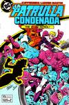 Cover for Patrulla Condenada (Zinco, 1988 series) #9