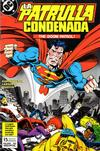 Cover for Patrulla Condenada (Zinco, 1988 series) #10