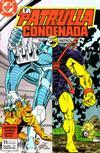 Cover for Patrulla Condenada (Zinco, 1988 series) #11