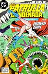 Cover for Patrulla Condenada (Zinco, 1988 series) #13