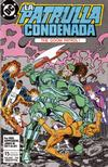 Cover for Patrulla Condenada (Zinco, 1988 series) #14
