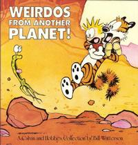 Cover Thumbnail for Weirdos from Another Planet! (Andrews McMeel, 1990 series)
