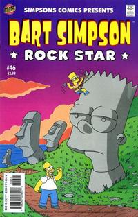 Cover Thumbnail for Simpsons Comics Presents Bart Simpson (Bongo, 2000 series) #46