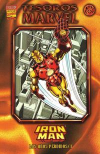 Cover Thumbnail for Tesoros Marvel (Planeta DeAgostini, 1998 series) #7 - Iron Man: Los Años Perdidos 1