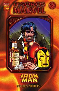 Cover Thumbnail for Tesoros Marvel (Planeta DeAgostini, 1998 series) #8 - Iron Man: Los Años Perdidos 2