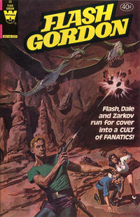 Cover Thumbnail for Flash Gordon (Western, 1978 series) #28